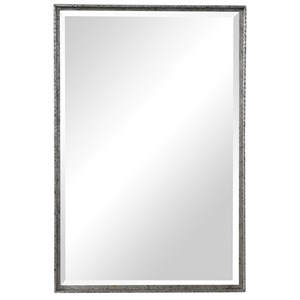 Callan Silver Vanity Mirror