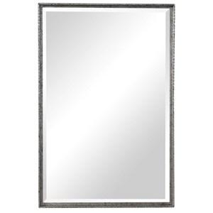 Callan Silver Vanity Mirror