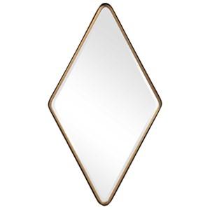 Crofton Diamond Mirror