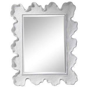 Sea Coral Coastal Mirror