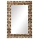 Uttermost Mirrors Ramya Gold Mirror - Item Number: 09612