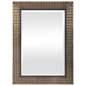Palo Brass Mirror