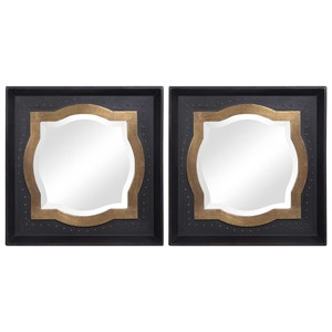 Anisah Moroccan Mirrors, S/2