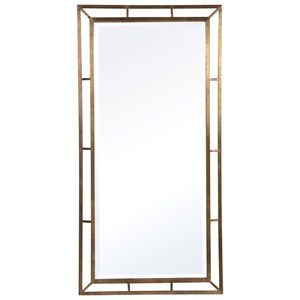 Farrow Copper Industrial Mirror