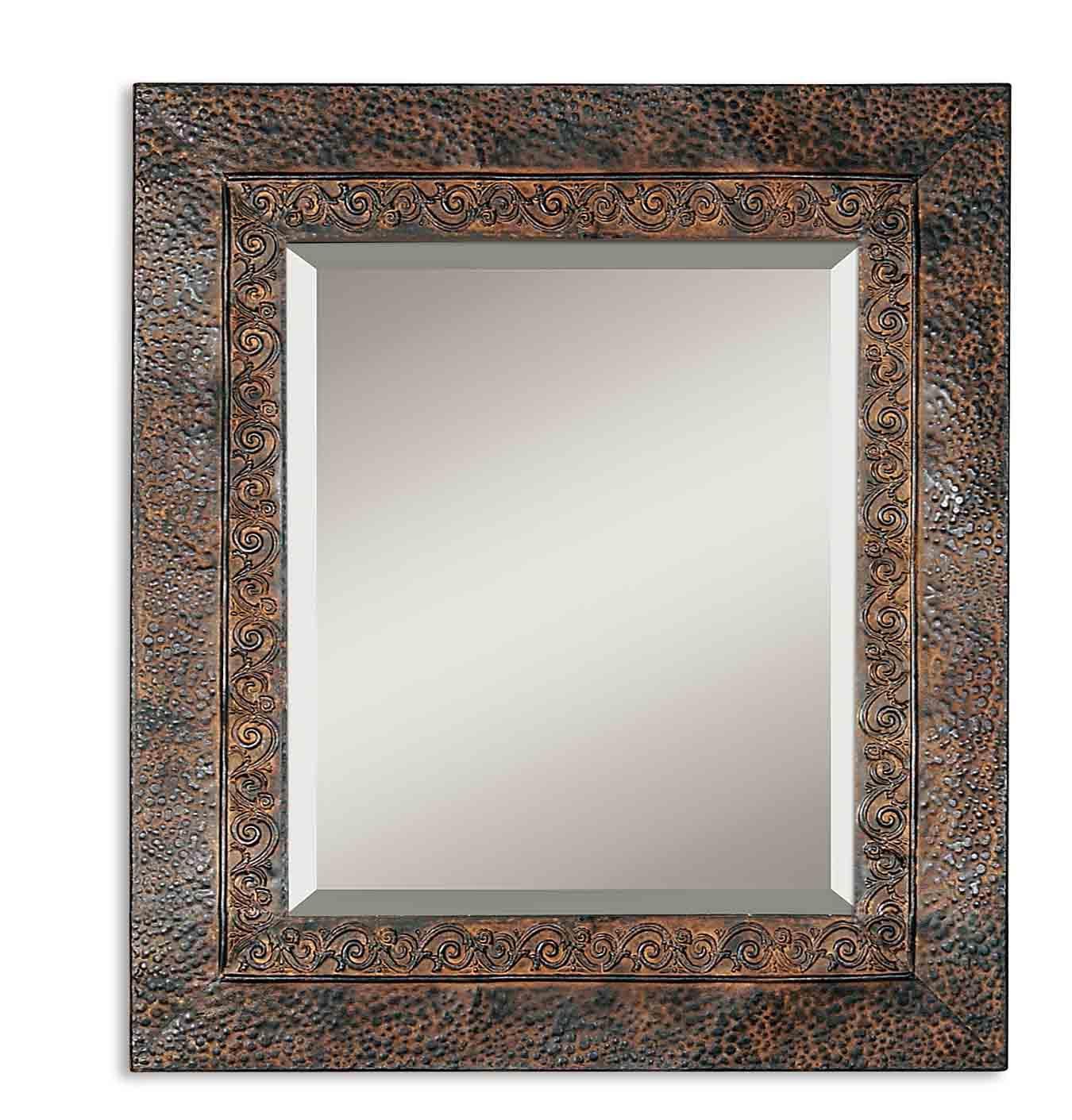 Uttermost Mirrors Jackson Metal - Item Number: 11182 B