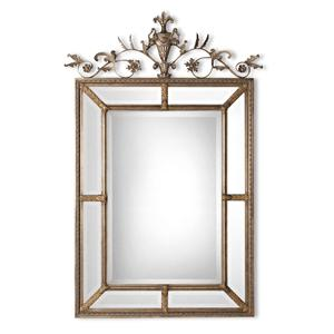 Uttermost Mirrors Le Vau Vertical