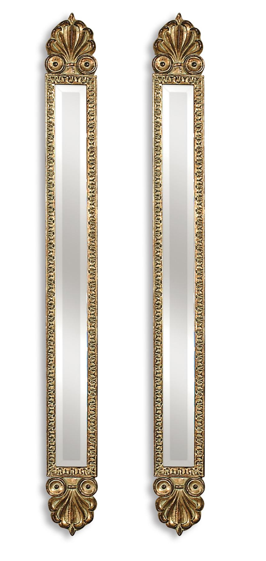 Uttermost Mirrors Juniper Set of 2 - Item Number: 11202 B