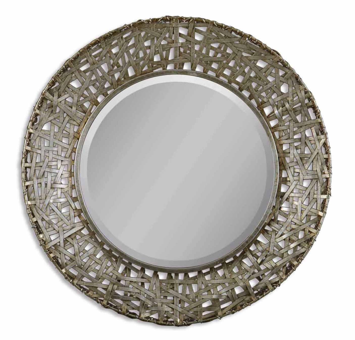 Uttermost Mirrors Alita Champagne - Item Number: 11603 B