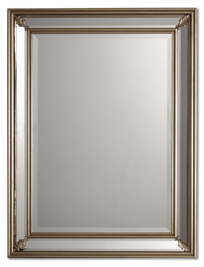 Uttermost Mirrors Jansen Silver - Item Number: 11765 B
