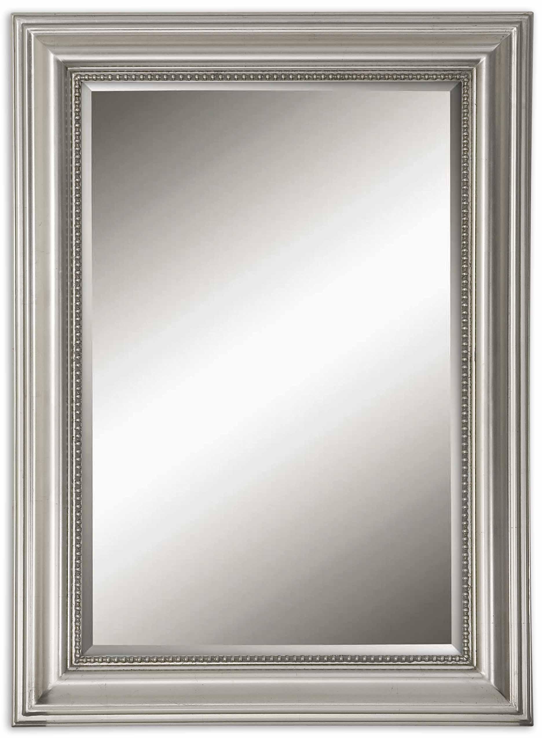 Uttermost Mirrors Stuart Silver - Item Number: 12005 B
