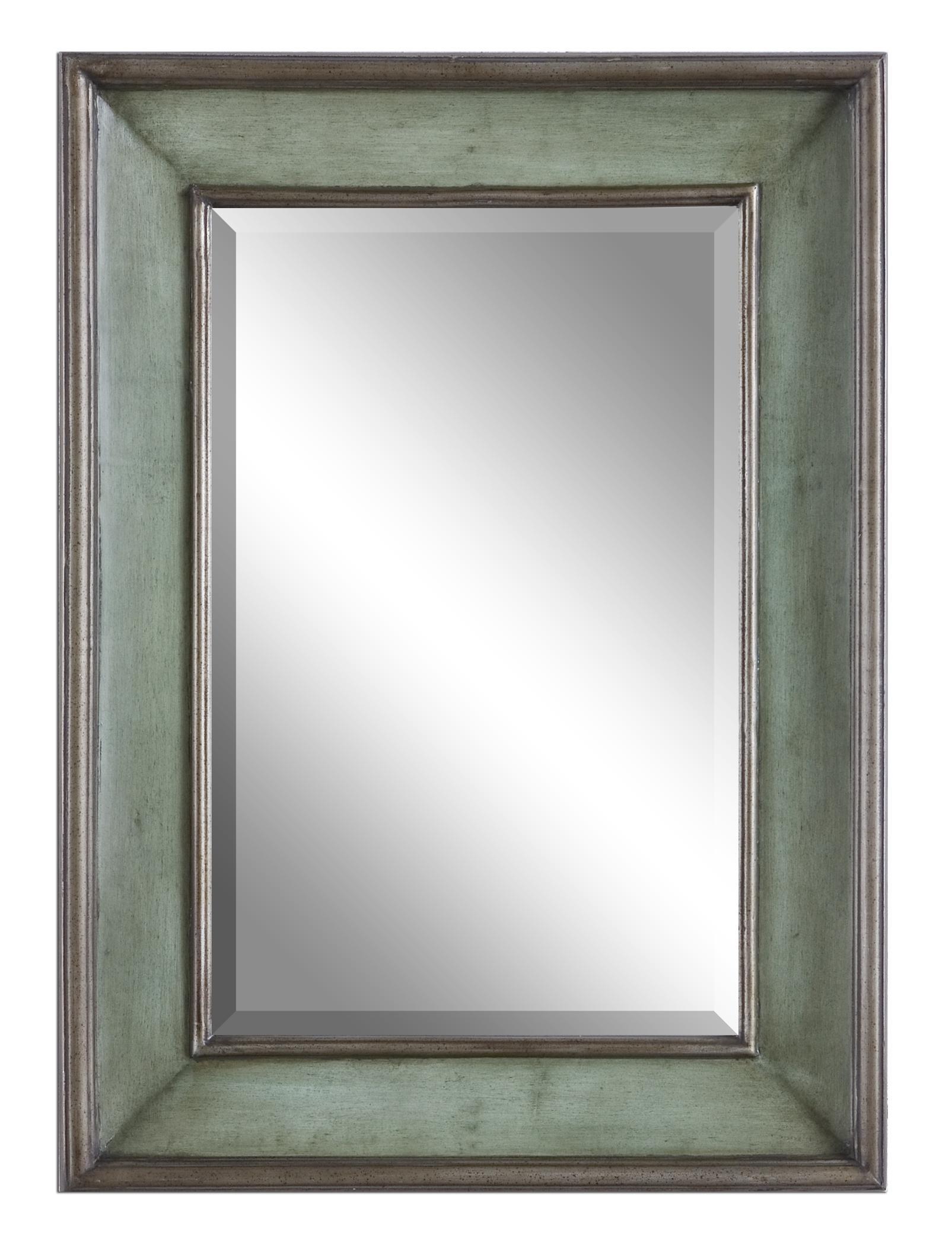 Uttermost Mirrors Ogden Blue - Item Number: 12640 B