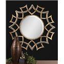 Uttermost Mirrors Demarco Round