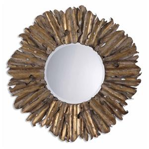 Mirrors - Round Hemani by Uttermost