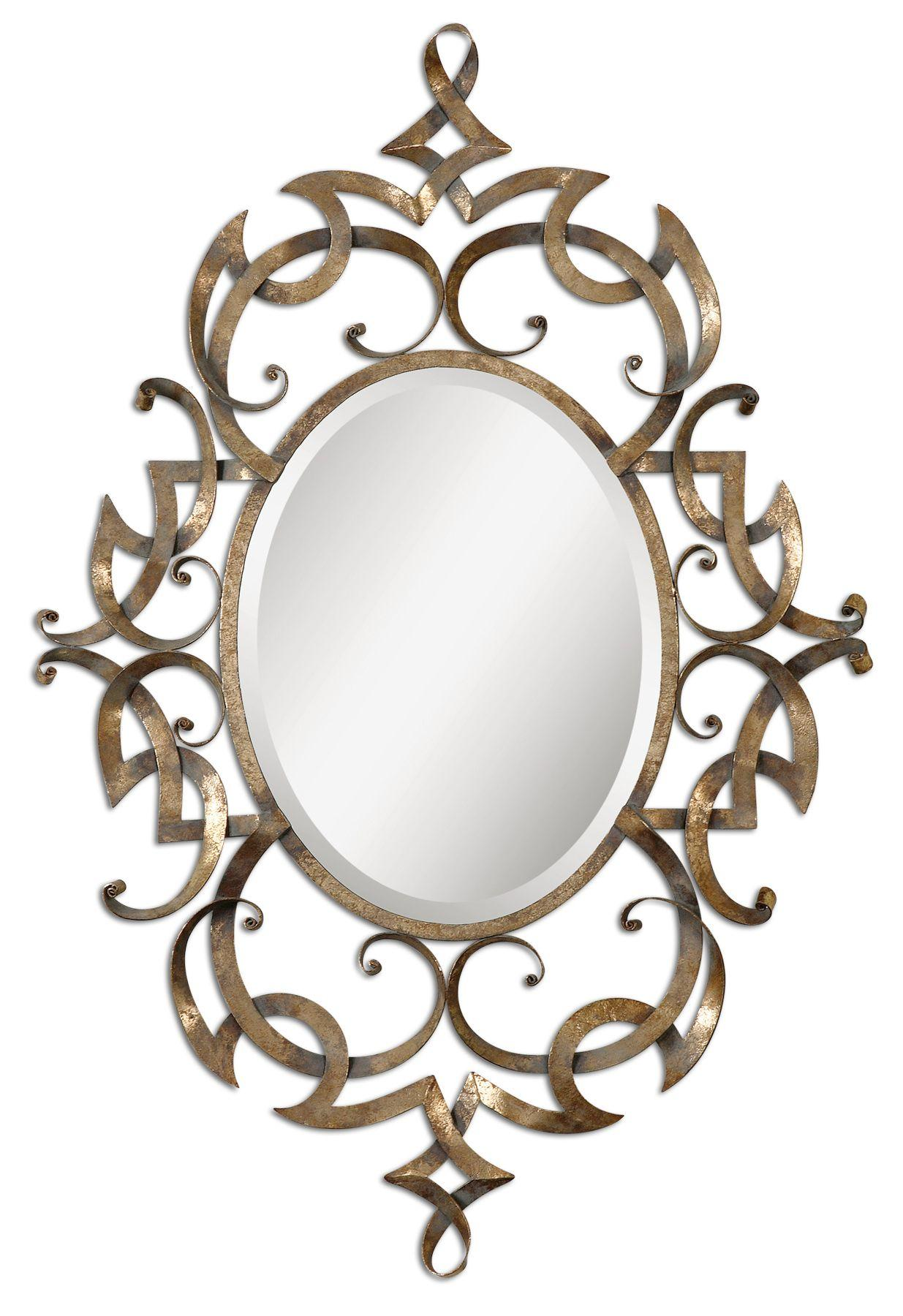 Uttermost Mirrors Ameno - Item Number: 12807