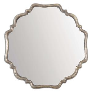 Valentia Silver Mirror
