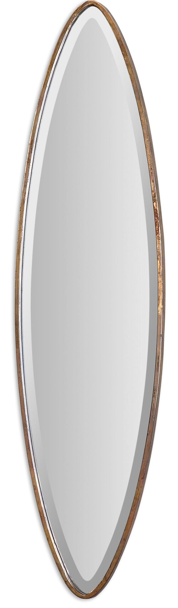 Uttermost Mirrors Ovar Gold Mirror - Item Number: 12860