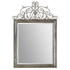 Uttermost Mirrors Kissara Metal Mirror