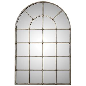 Uttermost Mirrors Barwell Arch Window Mirror