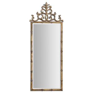 Uttermost Mirrors Vittoria Gold Metal Mirror