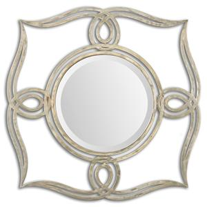 Uttermost Mirrors Helena Silver Mirror