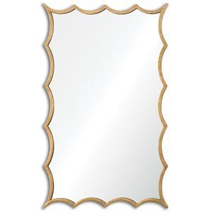Uttermost Mirrors Dareios Gold Mirror