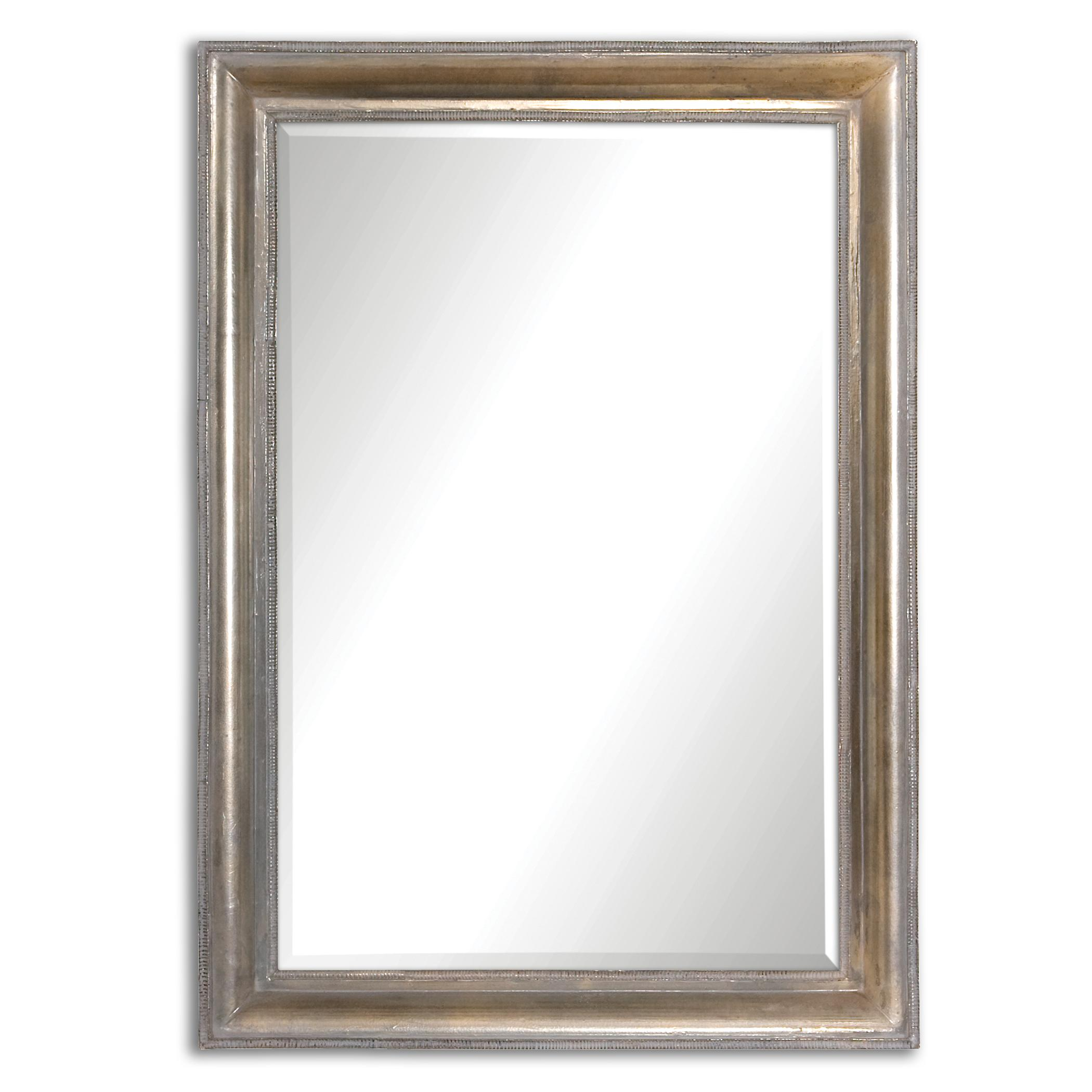 Uttermost Mirrors Avelina Oxidized Silver Mirror - Item Number: 12895