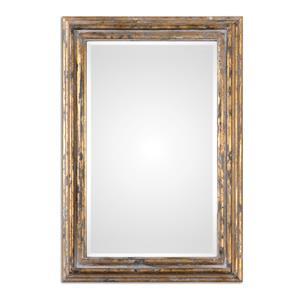 Uttermost Mirrors Davagna Gold Leaf Mirror