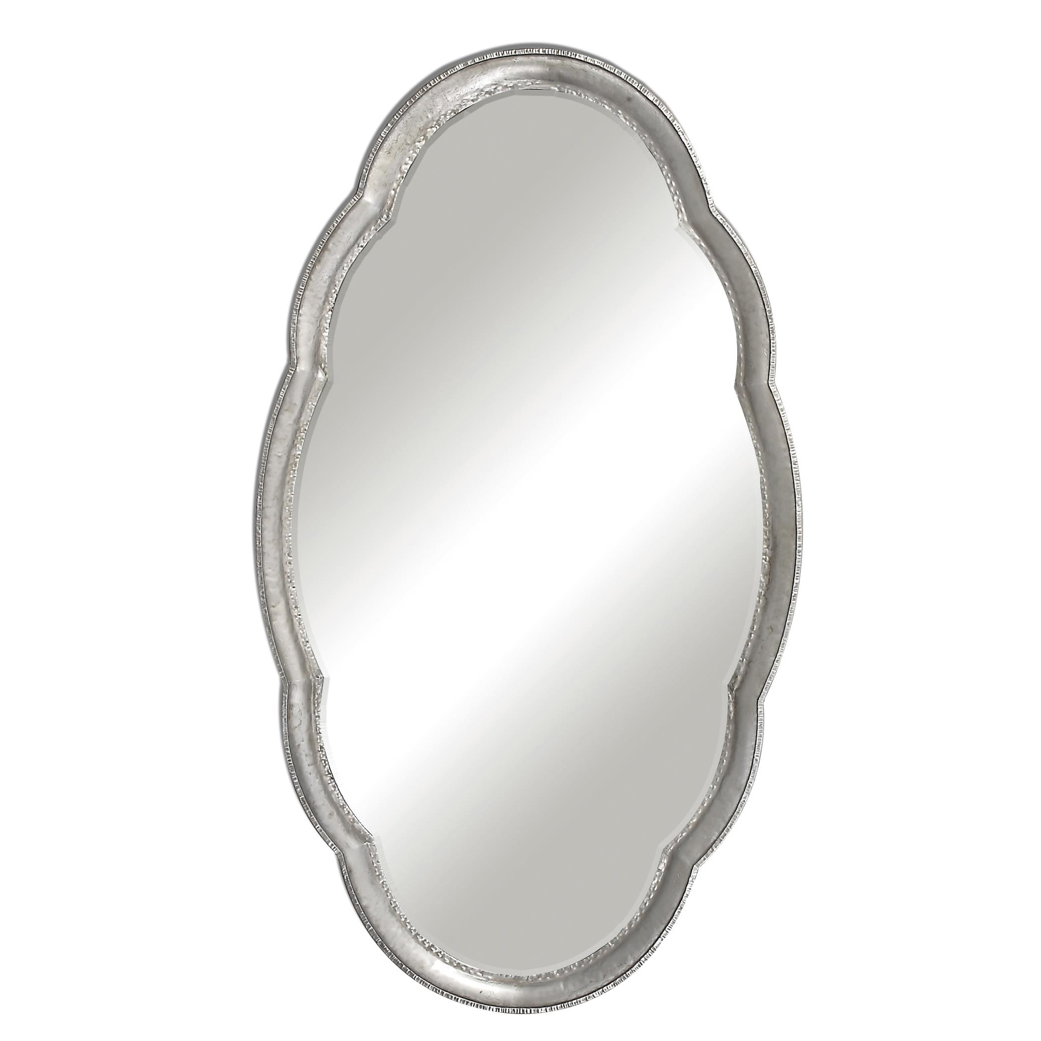 Uttermost Mirrors Guadiana Oversized Oval Mirror - Item Number: 12925