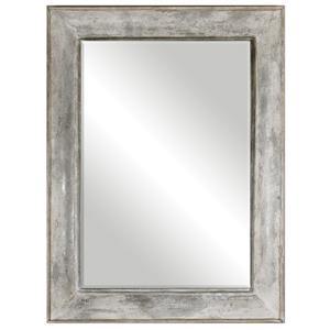 Uttermost Mirrors Morava Rust Aged Gray Mirror