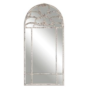 Uttermost Mirrors Gavarresa Arched Metal Mirror