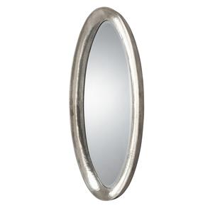 Uttermost Mirrors Copparo Silver Oval Mirror