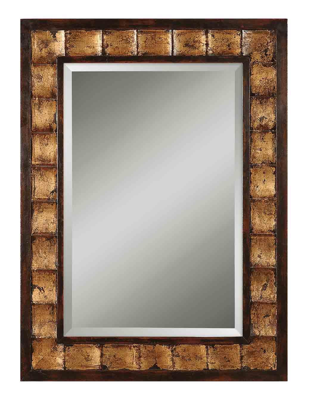 Uttermost Mirrors Justus Mirror - Item Number: 13294 B