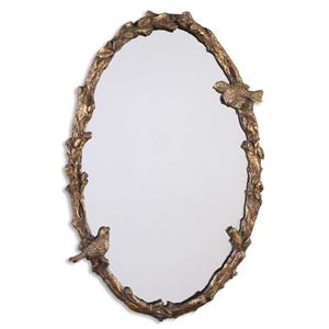 Uttermost Mirrors Paza Oval Mirror