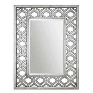 Sorbolo Silver Mirror