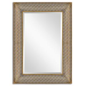 Uttermost Mirrors Ariston Stamped Metal Mirror