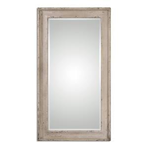 Uttermost Mirrors Alano Antiqued Leaner Mirror