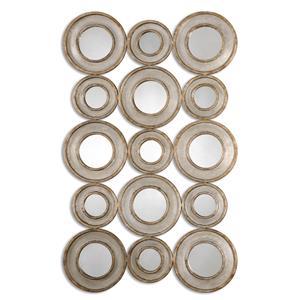 Uttermost Mirrors Vobbia Metal Circles Mirror