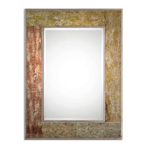 Uttermost Mirrors Romy Rust Mirror