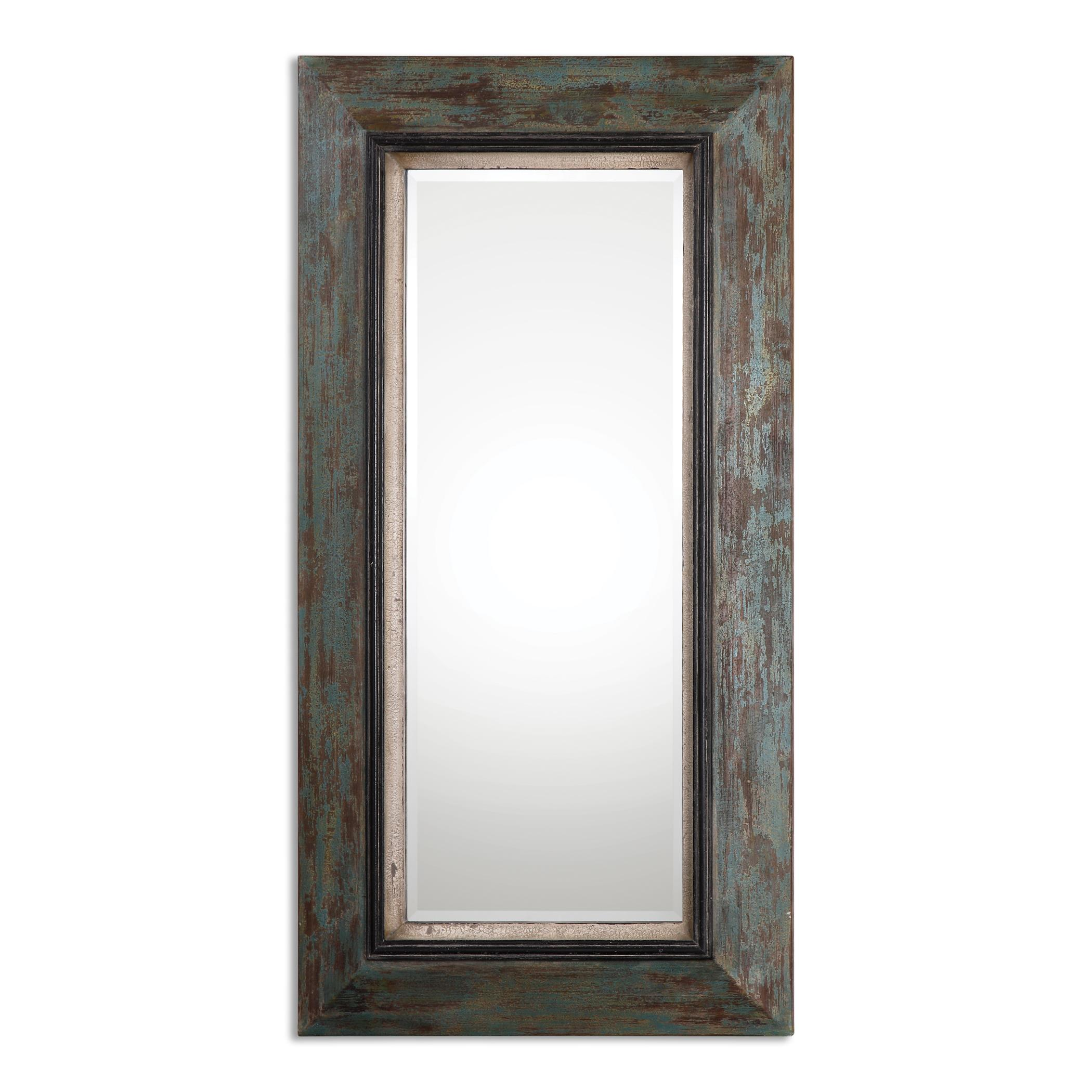 Uttermost Mirrors Bronwen Distressed Leaner Mirror - Item Number: 13930