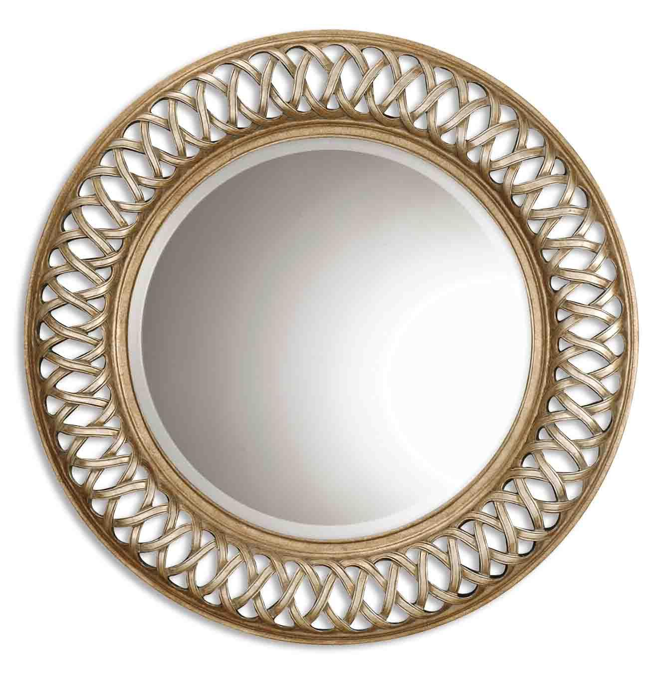Uttermost Mirrors Entwined U - Item Number: 14028 B