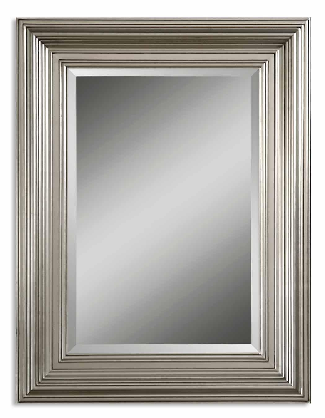 Uttermost Mirrors Mario Silver - Item Number: 14133 B