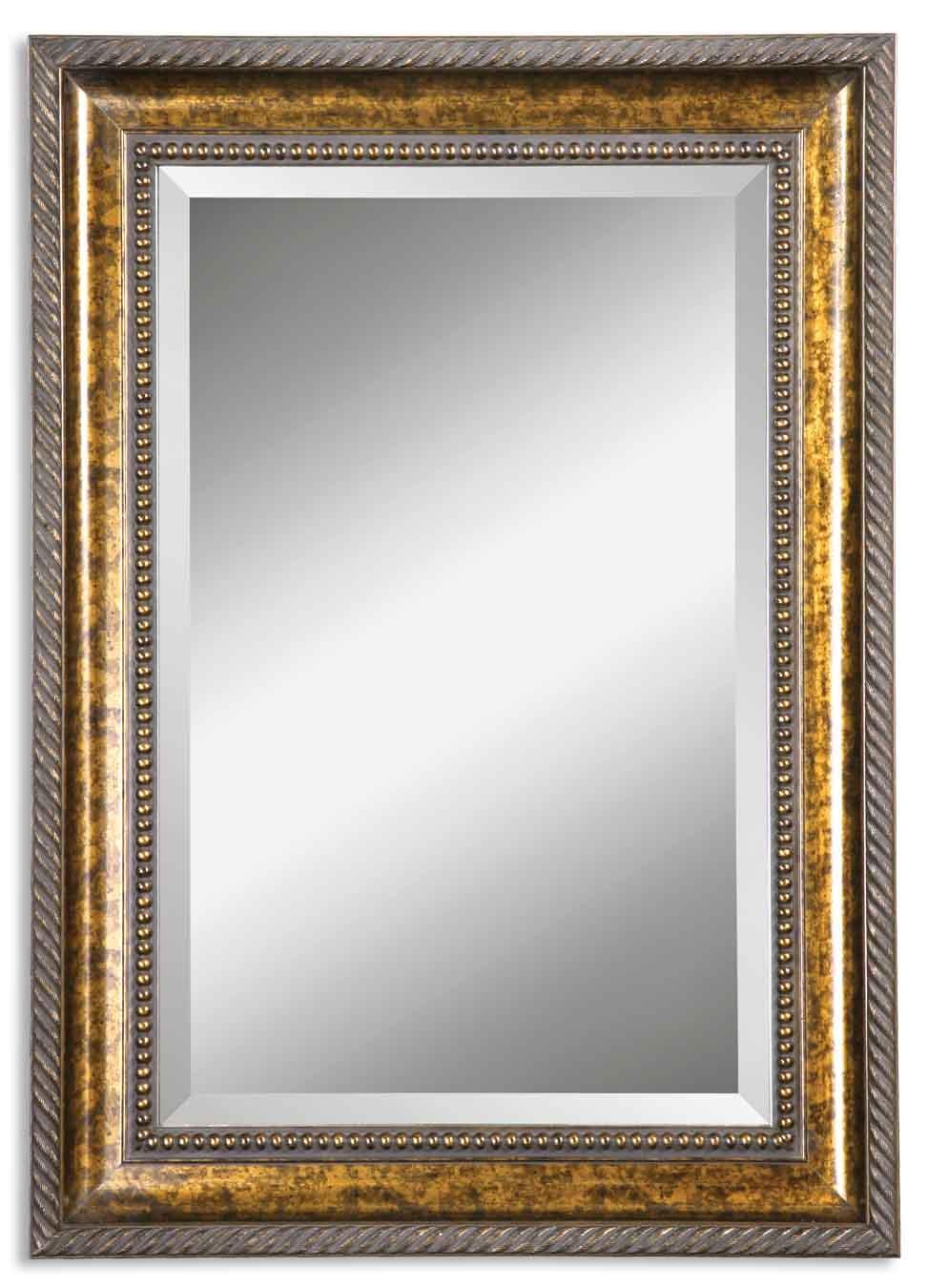 Uttermost Mirrors Sinatra Vanity - Item Number: 14157 B