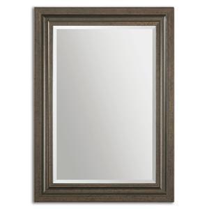 Uttermost Mirrors Adalwin Dark Bronze Mirror