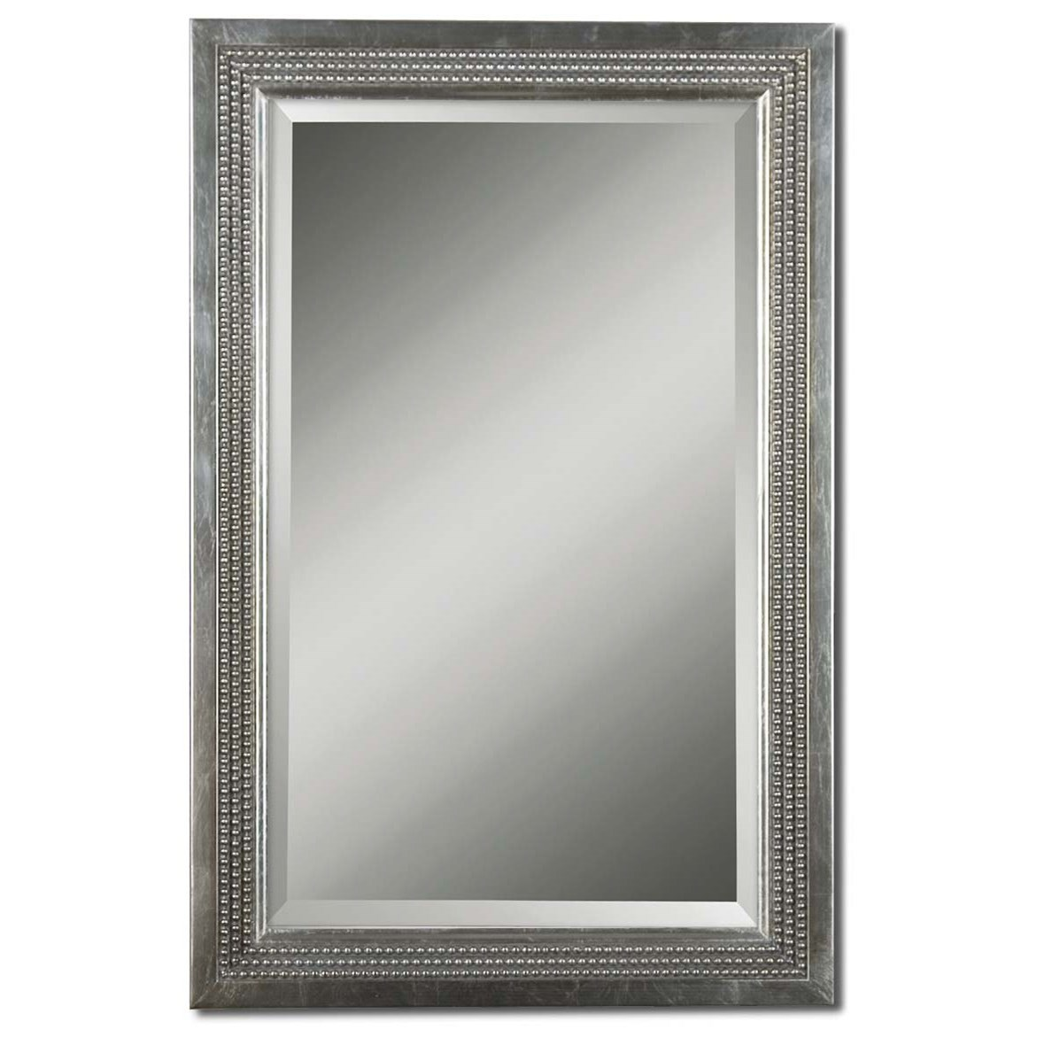 Uttermost Mirrors Triple Beaded, Vanity Mirror - Item Number: 14411 B