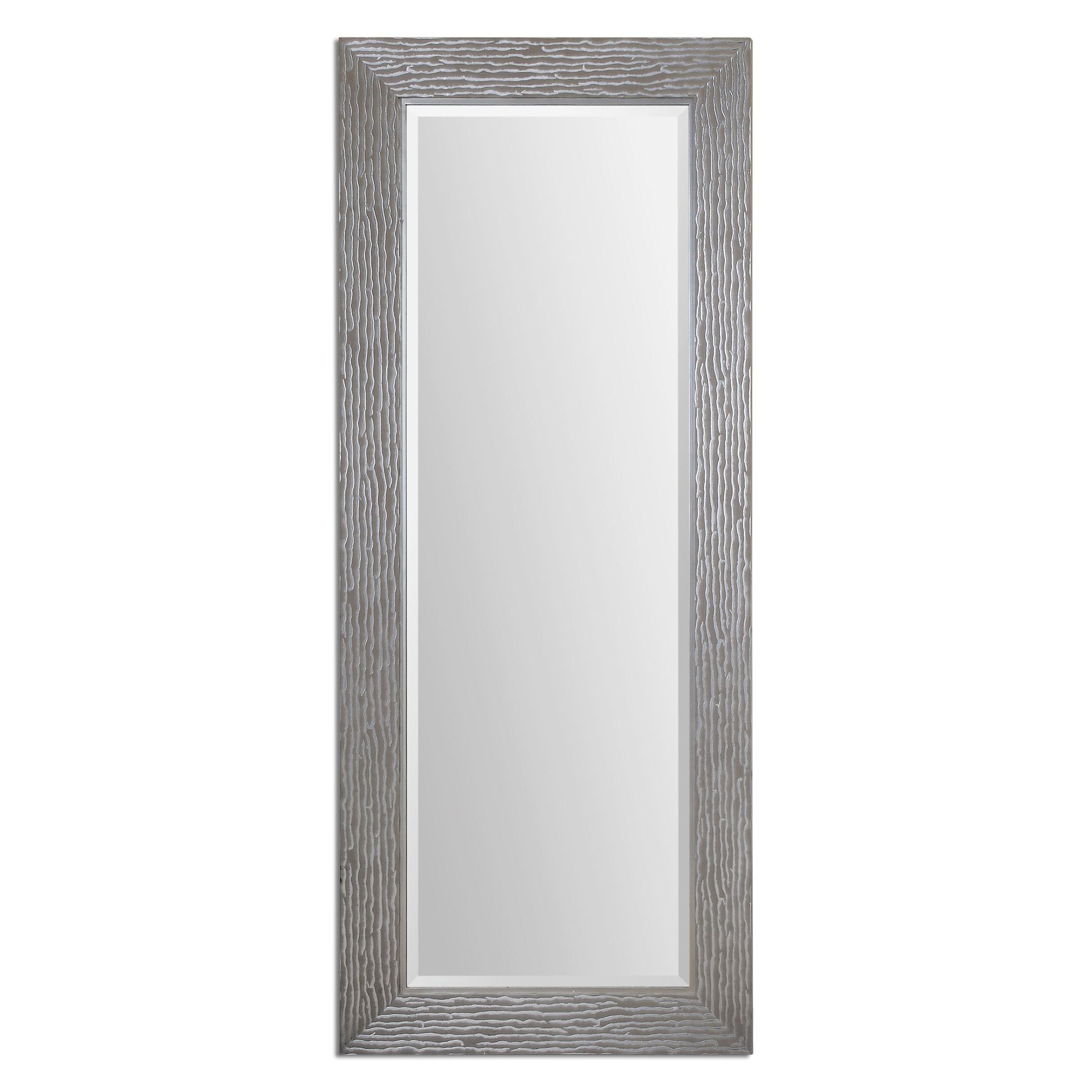 Uttermost Mirrors Amadeus Large Silver Mirror - Item Number: 14474
