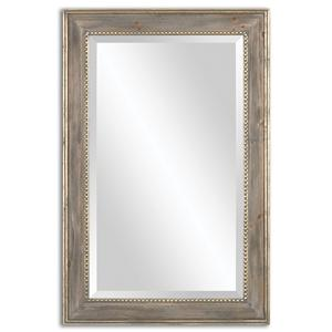 Uttermost Mirrors Quintina Pine Mirror