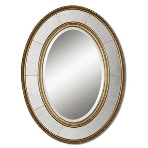 Uttermost Mirrors Lara Oval