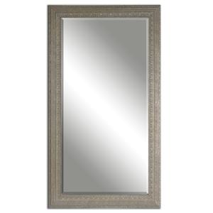 Uttermost Mirrors Malika Antique Silver Mirror