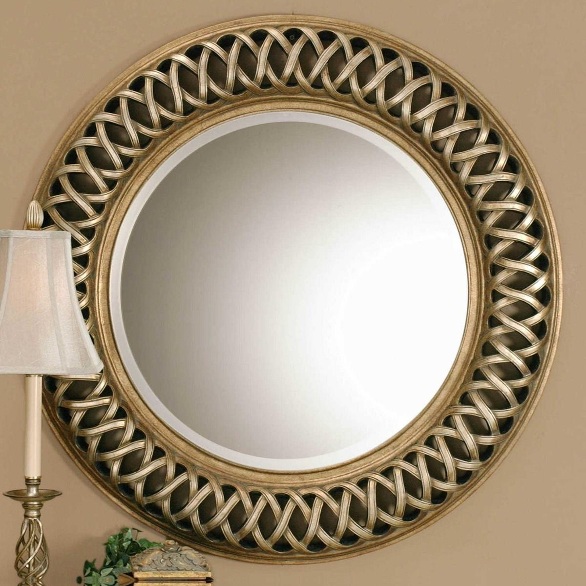 Mirrors ELIANA WALL MIRROR by Unique at Walker's Furniture