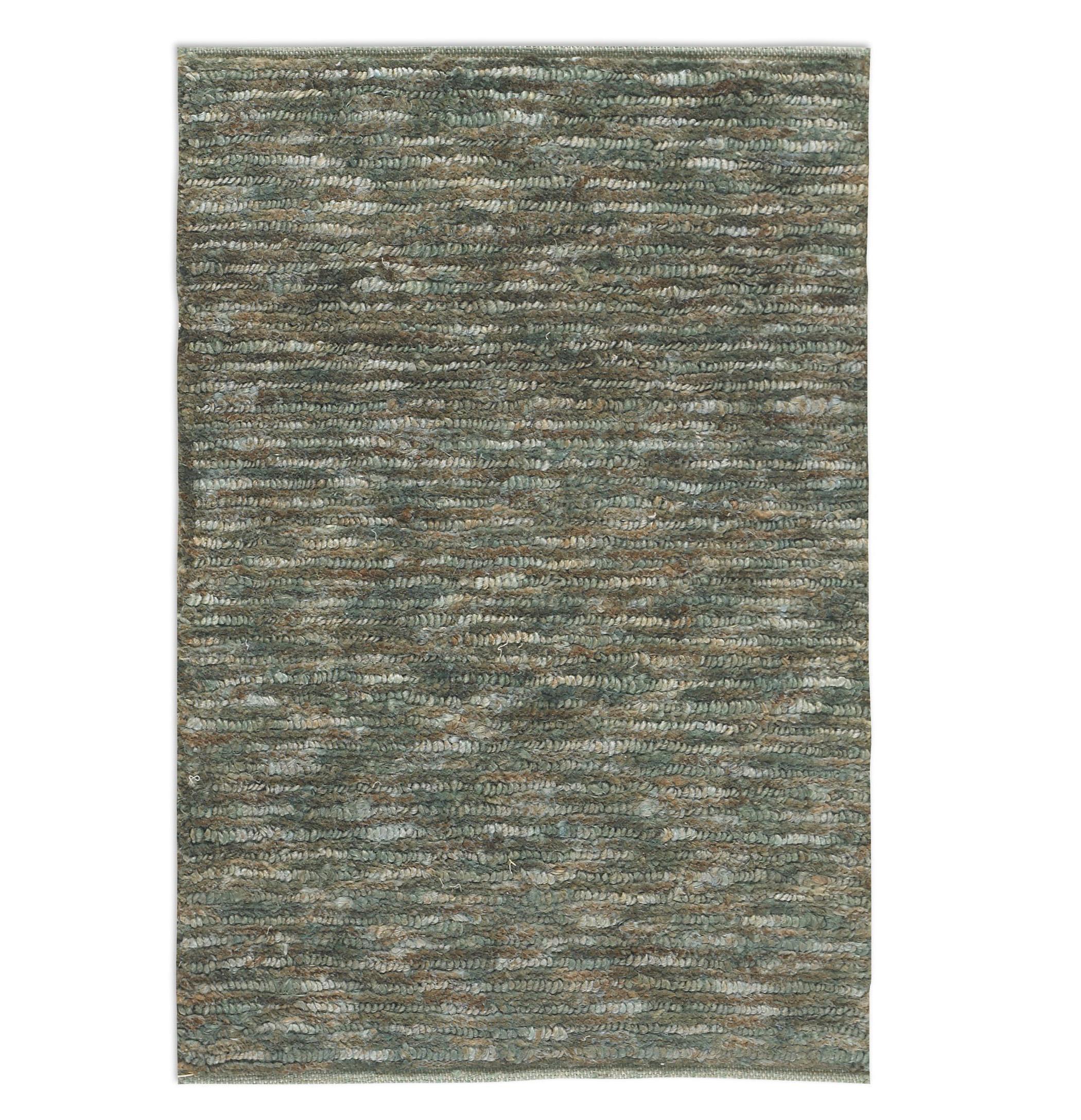 Uttermost Rugs Jessore 6 X 9 Rug - Aqua - Item Number: 70017-6